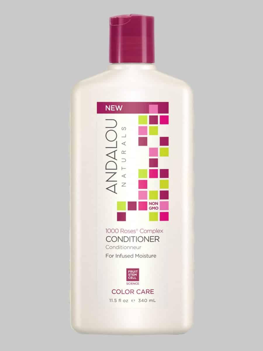 Andalou Naturals 1000 Roses Complex Color Care Conditioner