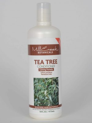 Mill Creek Tea Tree Conditioner (Natural & Organic!) NEW!