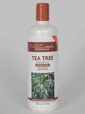 Mill Creek Tea Tree Shampoo (NEW!)