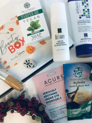 Holiday Beauty Box