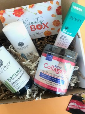 February Beauty Box