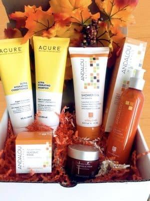 October Beauty Box