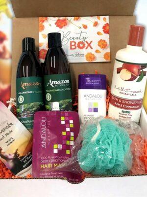 September Beauty Box