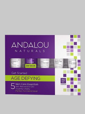 Andalou Naturals Age Defying Get Started Kit
