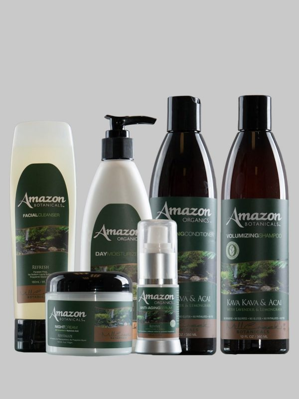 Amazon Botanicals Daily Care for Skin & Hair