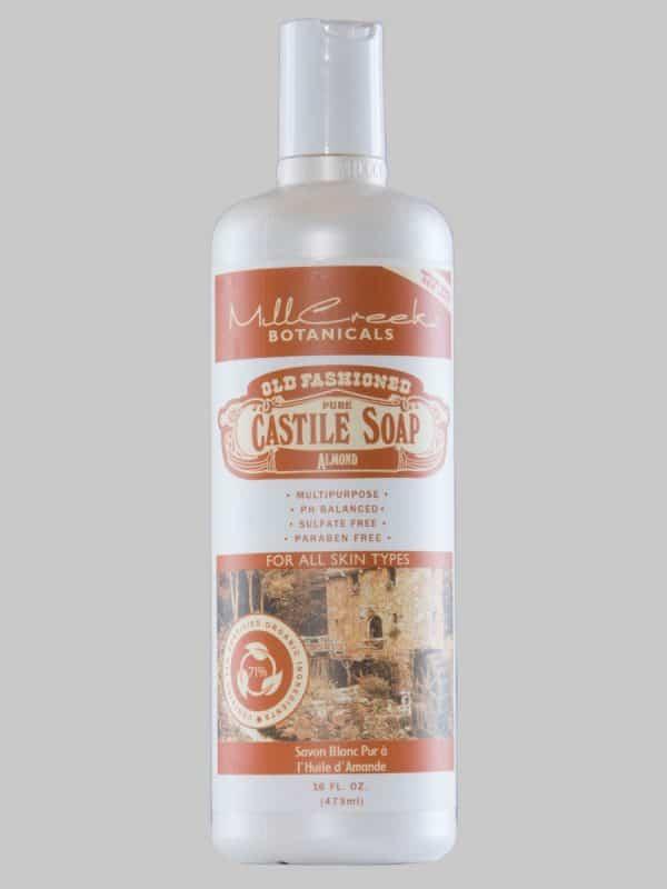 Mill Creek Castile Soap Almond