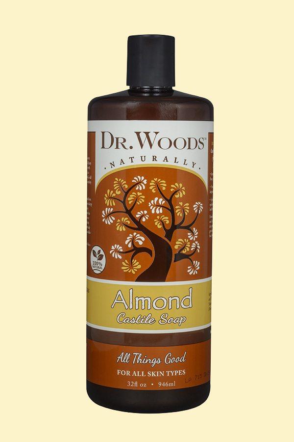 Dr. Woods Castile Soap Almond