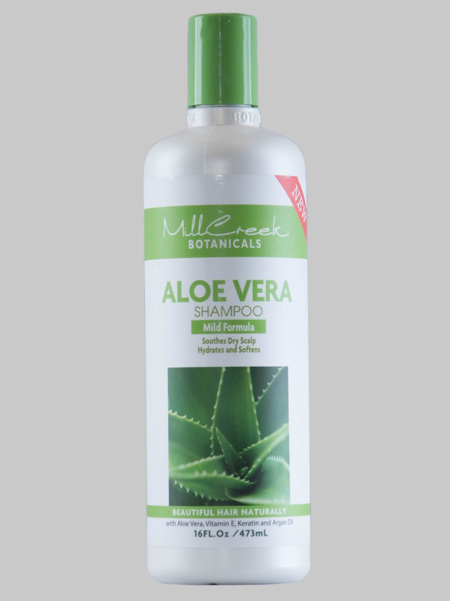 Mill Creek Botanicals Aloe Vera shampoo 16 oz