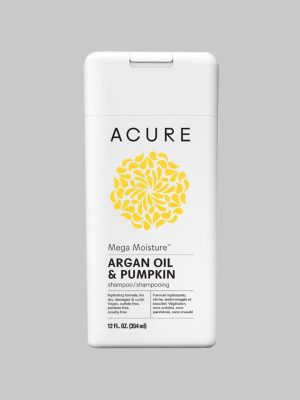 Acure Mega Moisture Argan Oil & Pumpkin Shampoo