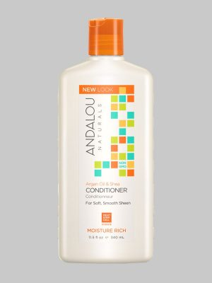 Andalou Naturals Argan Oil Shea Moisture Rich Conditioner