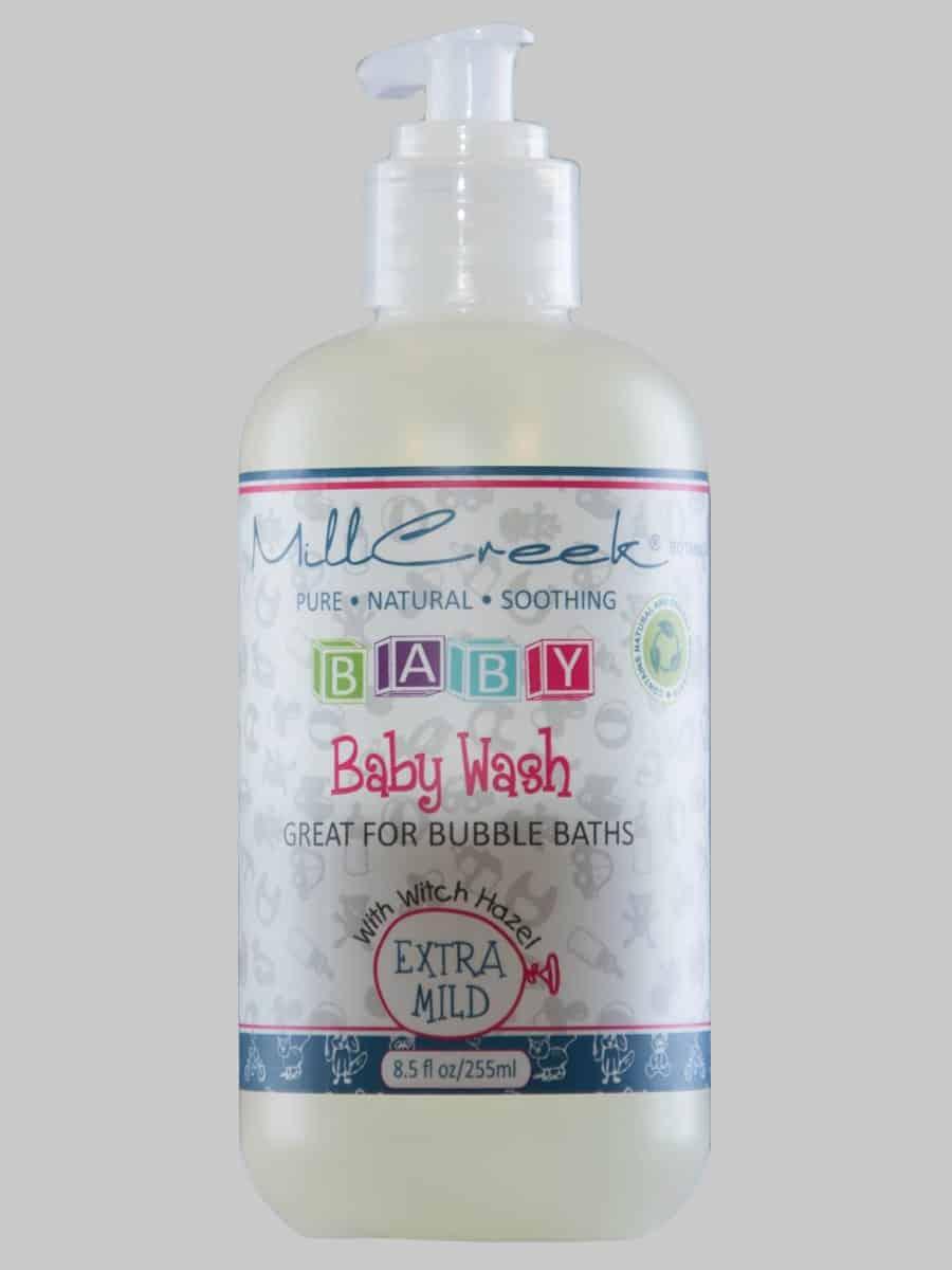 Mill Creek Baby Wash with Witch Hazel