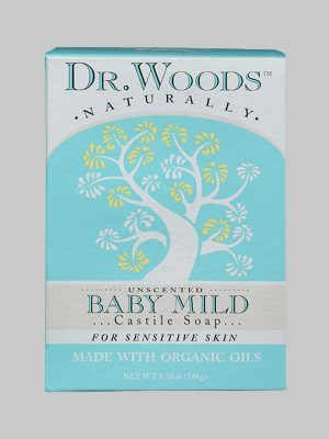 Dr. Woods Bar Soap Baby Mild