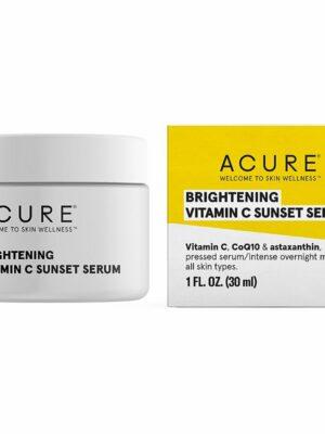 Acure Brightening Vitamin C Sunset Serum