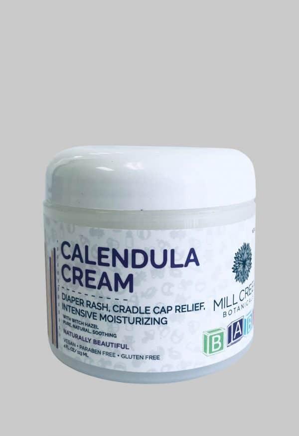 Mill Creek Baby Calendula Cream with Witch Hazel