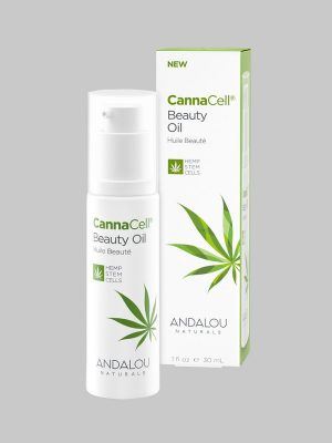 Andalou Naturals CannaCell Beauty Oil