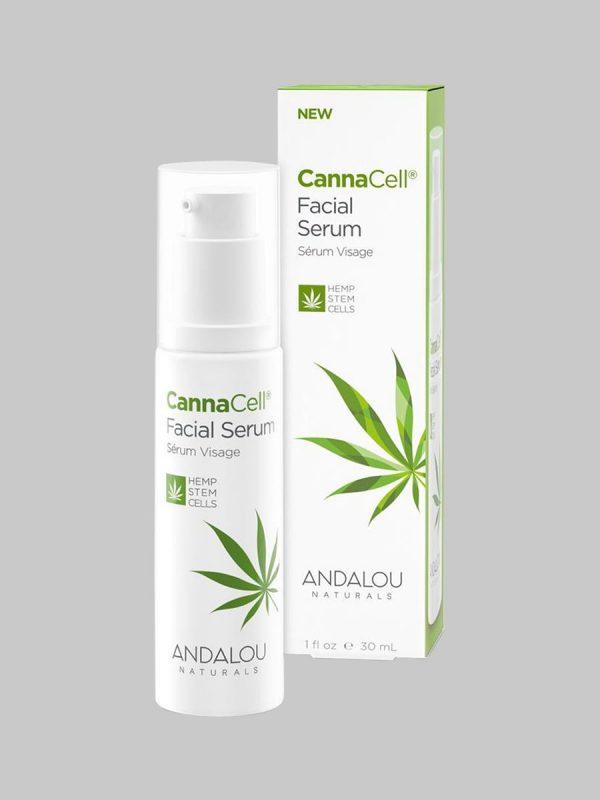 Andalou Naturals Cannacell Facial Serum