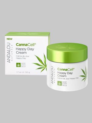 Andalou Naturals CannaCell Happy Day Cream