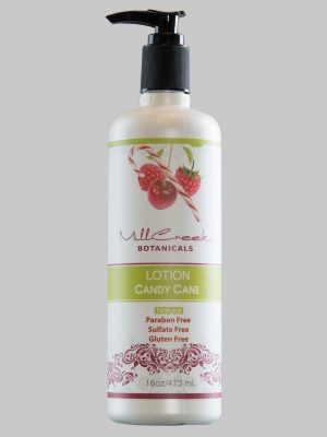 Mill Creek Candy Cane Lotion