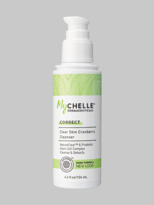 MyChelle Clear Skin Cranberry Cleanser