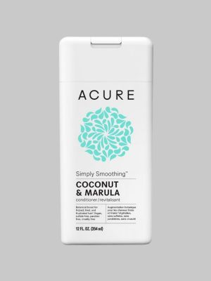 Acure Simply Smoothing Coconut & Marula Conditioner