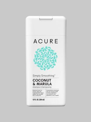 Acure Simply Smoothing Coconut & Marula Shampoo