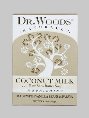 Dr. Woods Bar Soap Coconut Milk