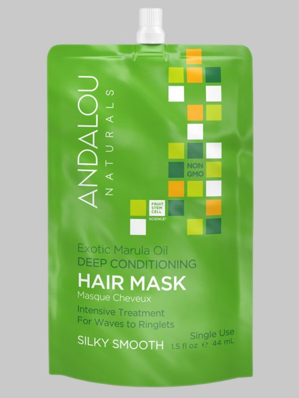 Andalou Naturals Exotic Marula Oil Hair Mask