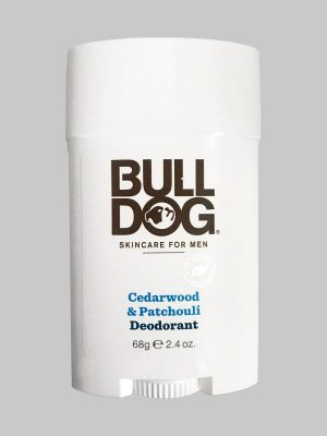 Bulldog Cedarwood and Patchouli Deodorant