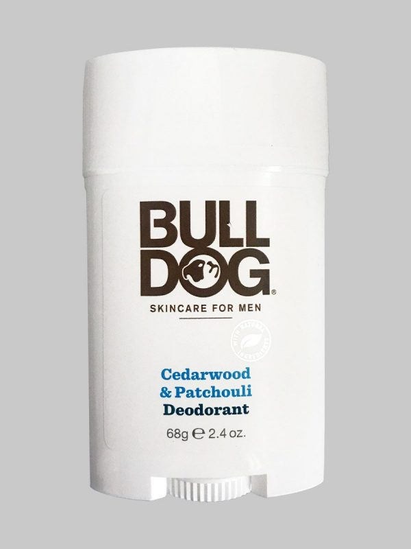 Bulldog Cedarwood and Patchouli Deodorant
