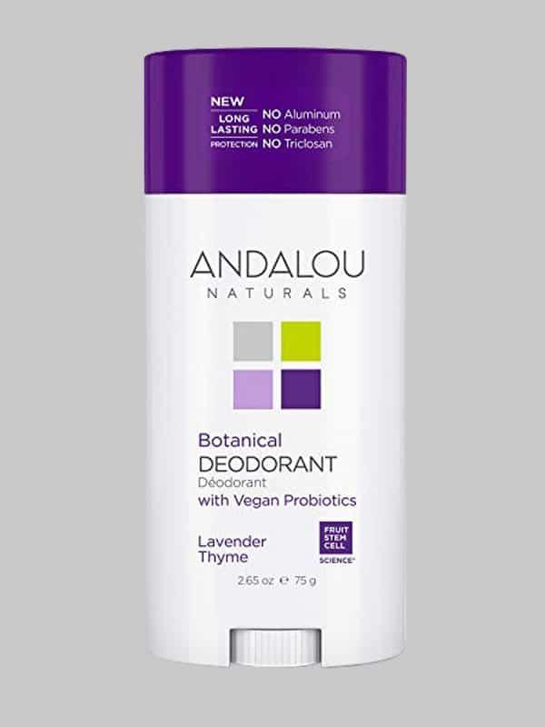 Andalou Naturals Botanical Deodorant Lavender Thyme
