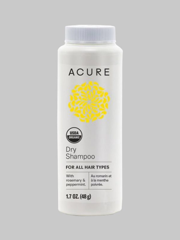 Acure Dry Shampoo For All Hair Types