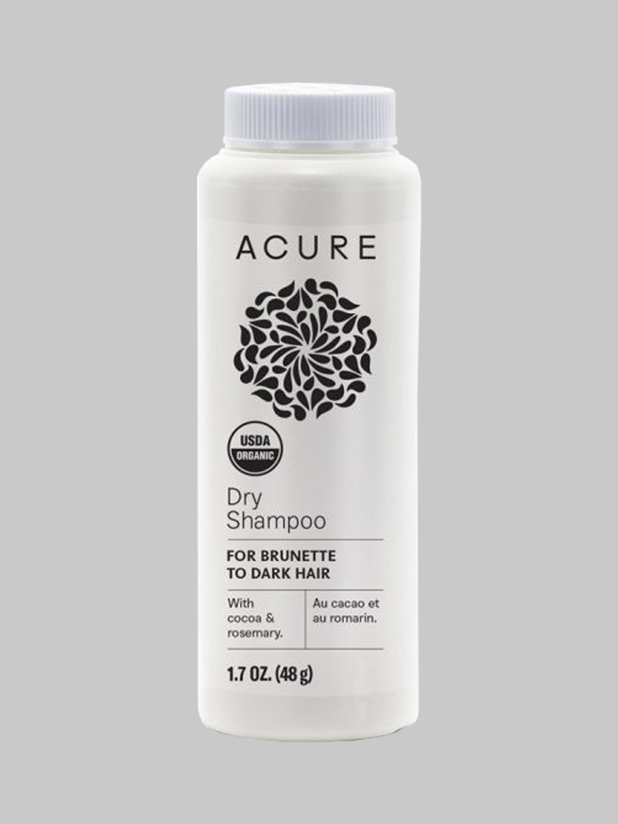 Acure Dry Shampoo For Brunette To Dark Hair Beauty Universe