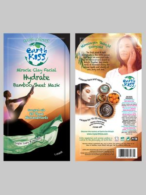 Earth Kiss Clean Up Mud Exfoliate Mud Mask
