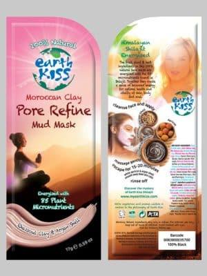 Earth Kiss Moroccan Clay Pore Refine Mud Mask