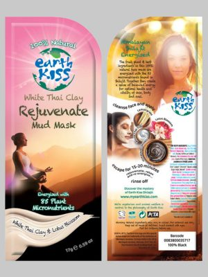 Earth Kiss White Thai Clay Rejuvenate Mud Mask