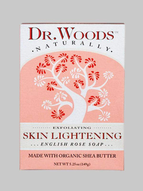Dr. Woods Bar Soap English Rose