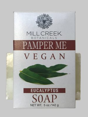 Mill Creek Pamper Me Vegan Eucalyptus Soap