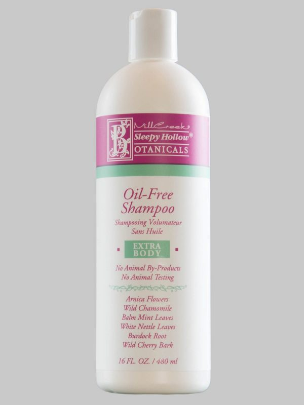 Sleepy Hollow Oil-Free Extra Body Shampoo