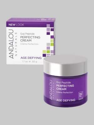 Andalou Naturals Goji Peptide Perfecting Cream