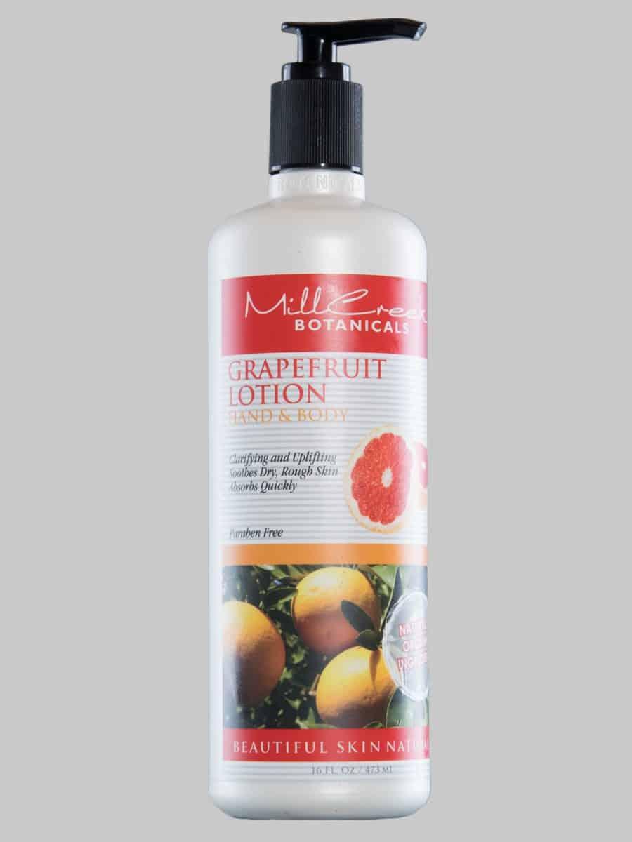 Mill Creek Grapefruit Lotion