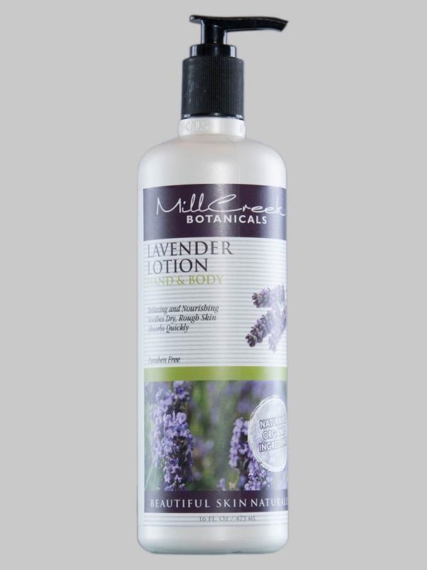 Mill Creek Lavender Lotion