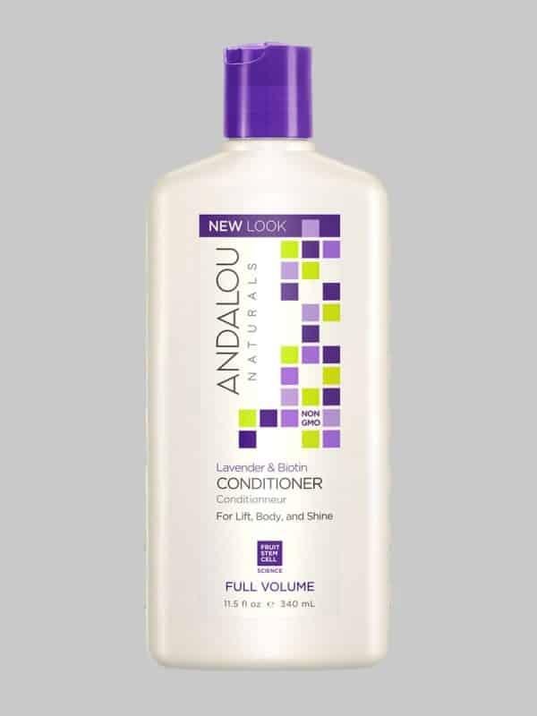 Andalou Naturals Lavender Biotin Full Volume Conditioner