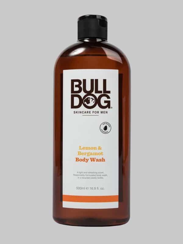 Bulldog Lemon & Bergamot Body Wash