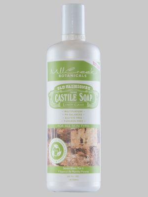 Mill Creek Castile Soap Lemon Grass