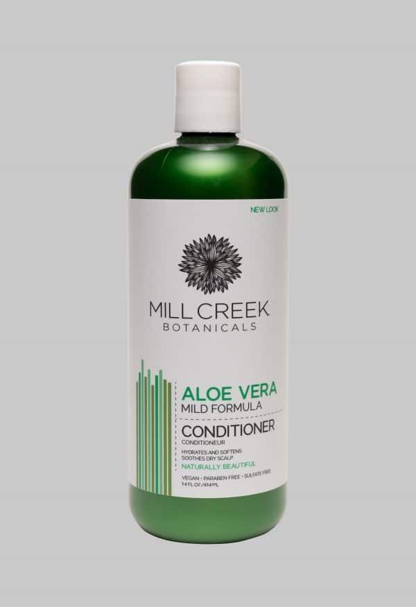 Mill Creek Aloe Vera Conditioner 14 oz