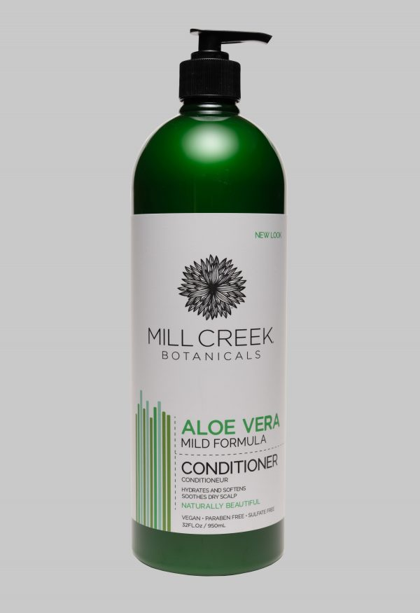 Mill Creek Aloe Vera Conditioner 32 oz