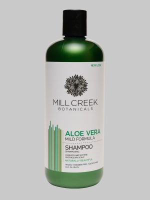 Mill Creek Aloe Vera Shampoo 14 oz