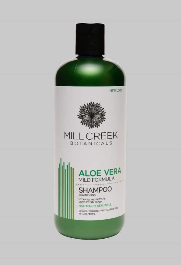 Mill Creek Aloe Vera Shampoo 14 oz