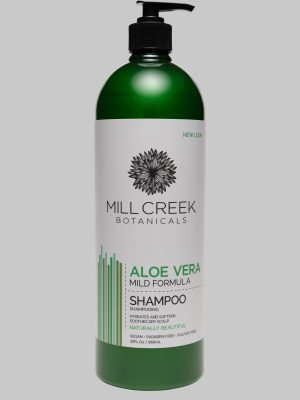 Mill Creek Aloe Vera Shampoo 32 oz