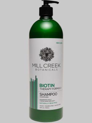 Mill Creek Biotin Shampoo 32 oz